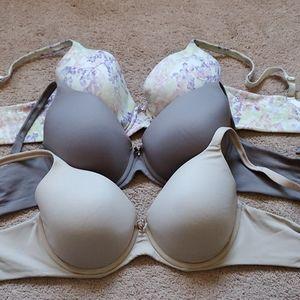 Soma embraceable full coverage bra